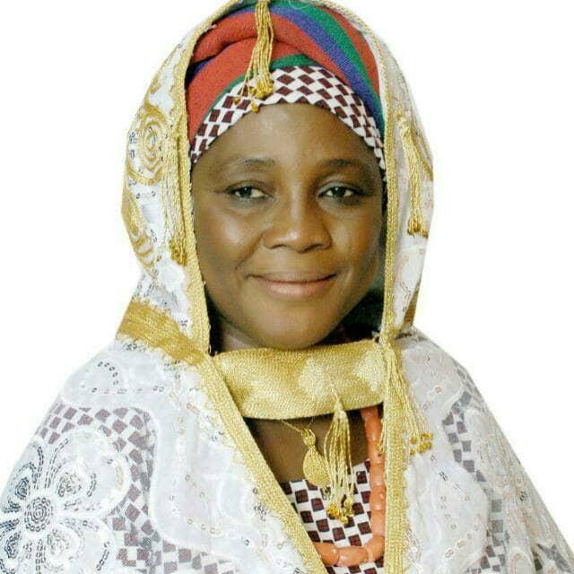 Hajiya Dr. Mama Ibrahim