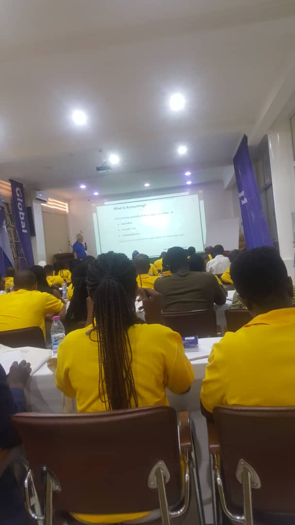 NAWE represented at Global Entrepreneural Training in West Africa 2019, Accra Ghana