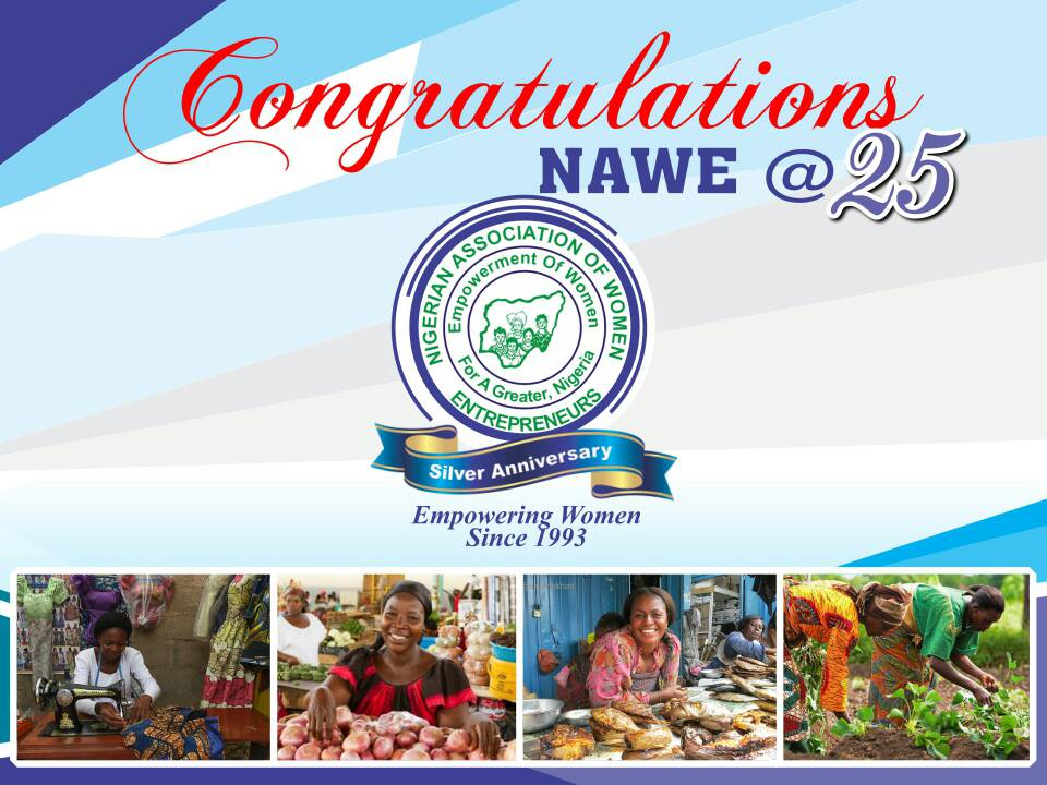 Photo speak from NAWE @ 25 celebration Abuja.